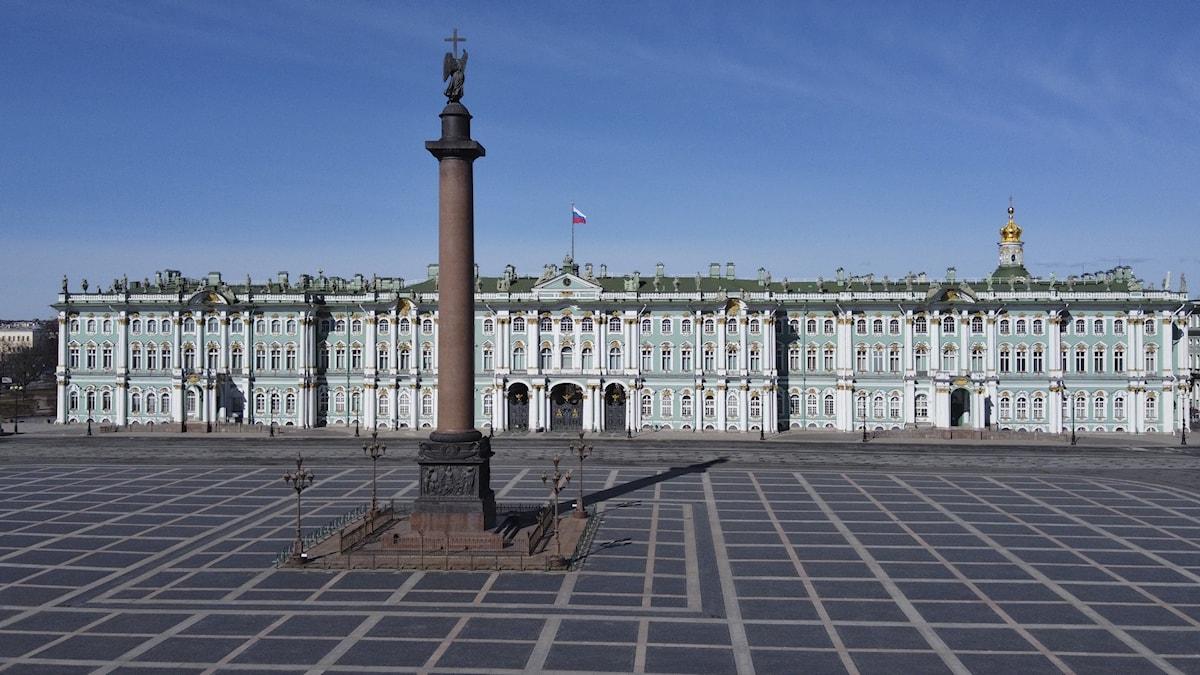 Sankt Petersburg. Arkivbild.