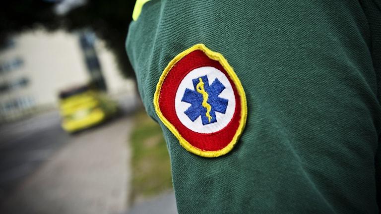 Ambulanssjuksköterska