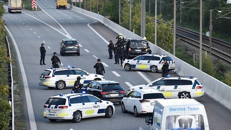Dansk polisinsats