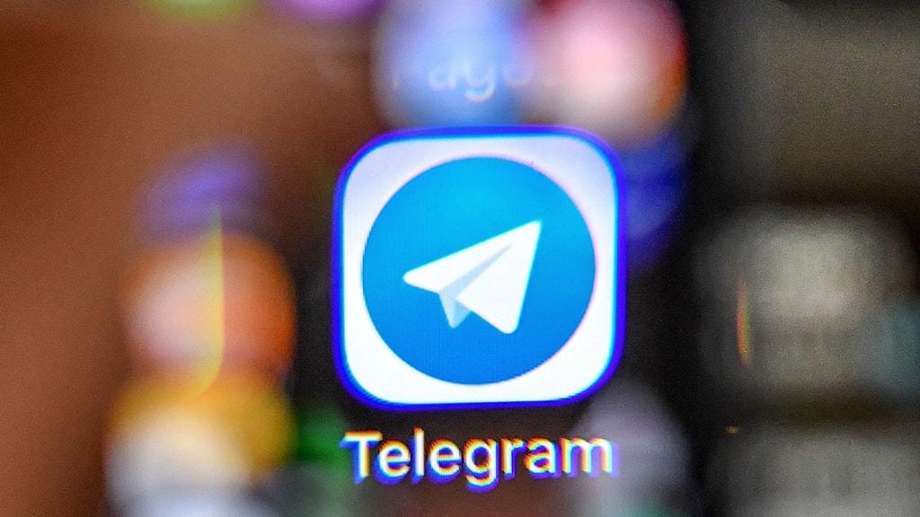 Meddelandetjänsten Telegram