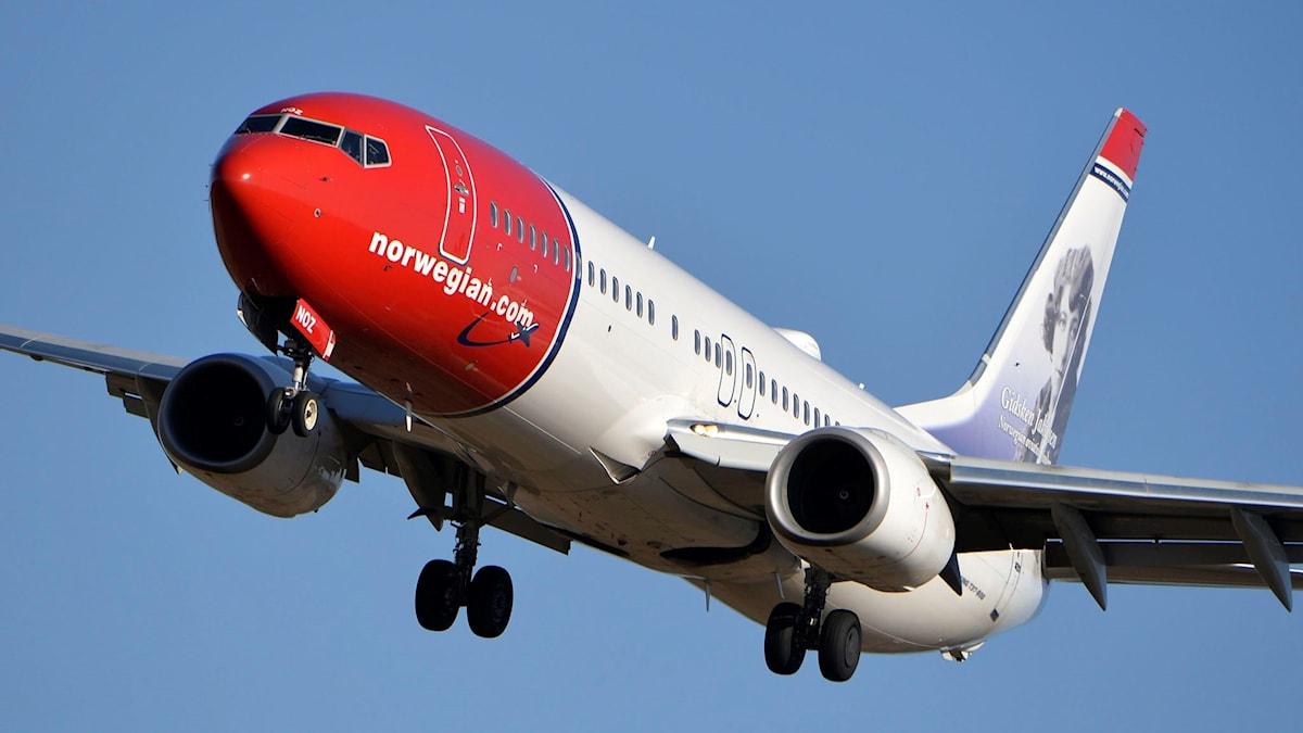 Norwegians aktie handelsstoppas