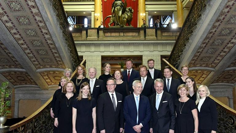 Finlands regering