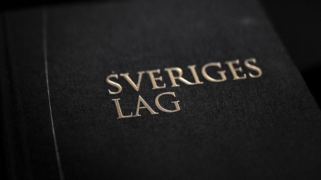 Sveriges lagbok 2019.