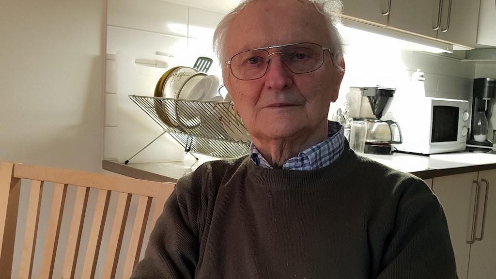Bertil Beijer, vars bror Stig Beijer dog på Vipeholm