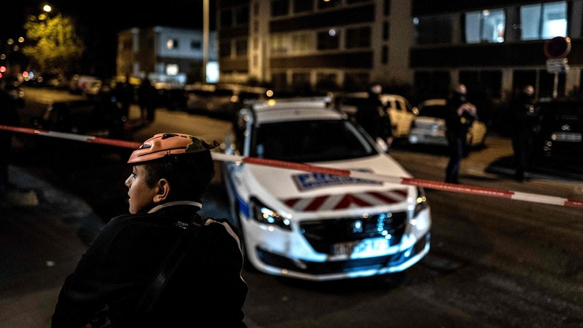 poliser i lyon