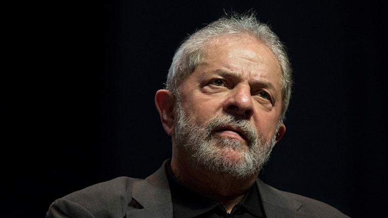 Brasiliens tidigare president Lula da Silva.