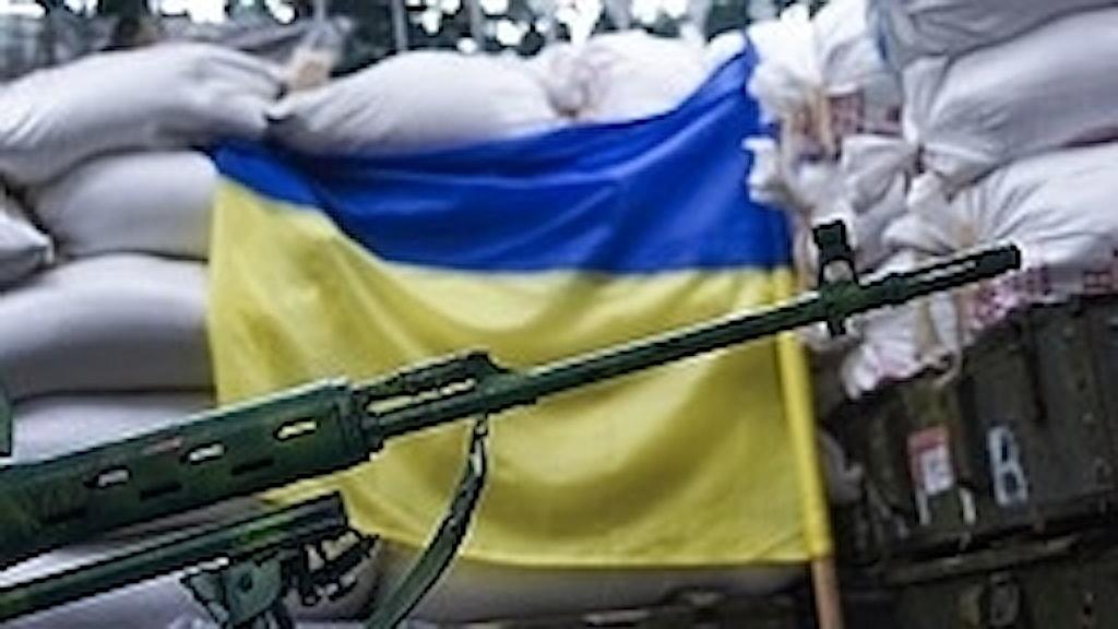 Hårda strider i östra Ukraina