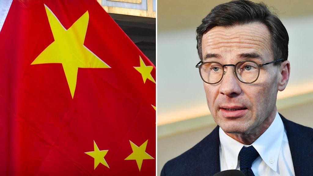 """Kinesiska ambassaden skriver att Kristerssons agerande skadat de """"hälsosamma svensk-kinesiska relationerna""""."""