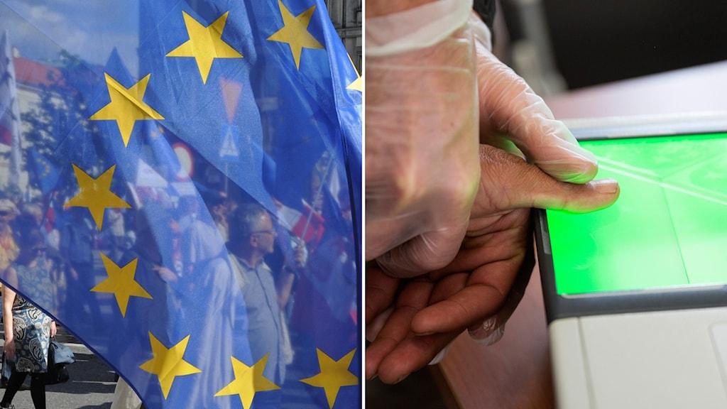 EU-kommissionen ger Vitryssland sju miljoner euro för att bygga tillfälliga flyktingmottagningar.