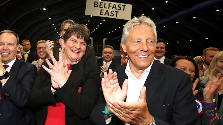 The Democratic Unionist Party, DUP
