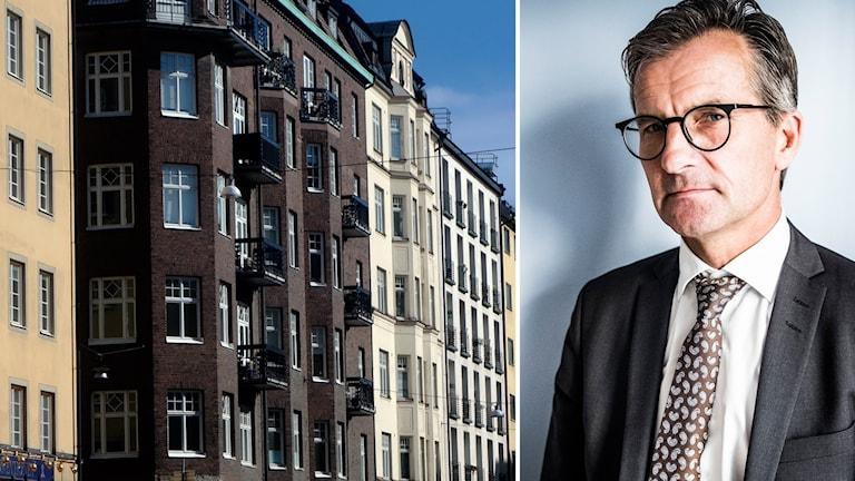 Erik Thedéen, Finansinspektionens generaldirektör