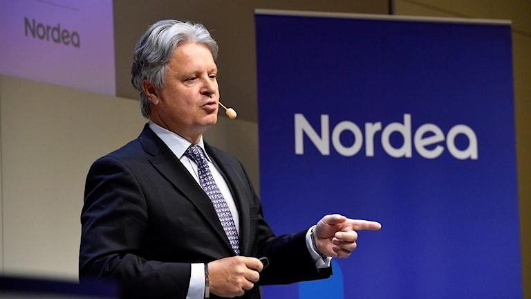 Nordeas vd Casper von Koskull.
