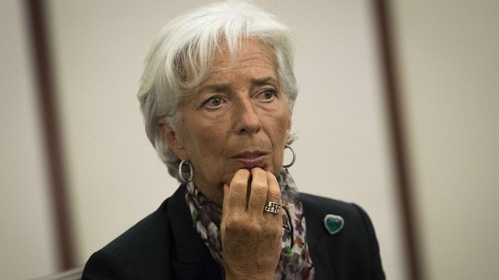 Christine Lagarde åtalas nu för att ha visat oaktsamhet med franska skattepengar.