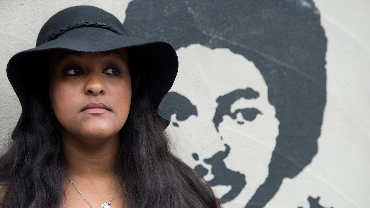 Betlehem Isaak, dotter till Dawit Isaak