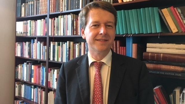 Robiun Walker på brexitdepartementet tror inte att det blir en andra folkomröstning