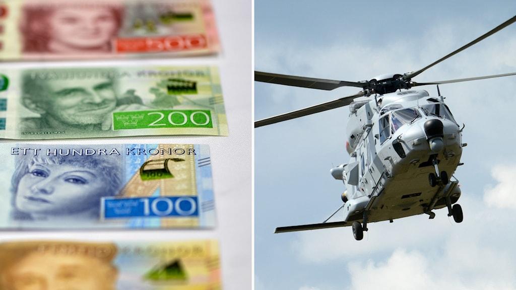 Regeringen vill ha bättre kontroll över Försvarsmaktens utgifter