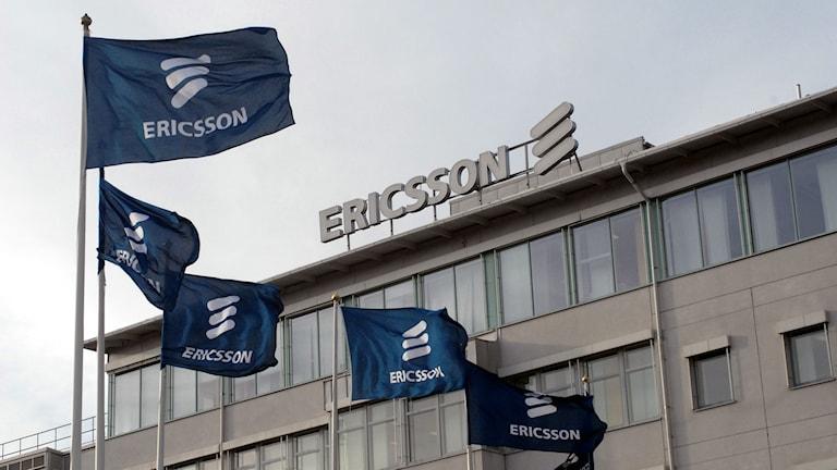 Ericssons kontor
