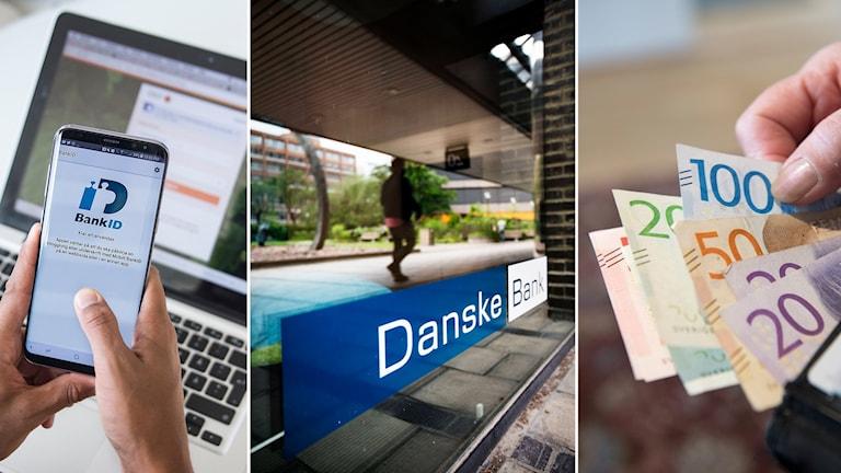 Danske Banks kunder utsätts just nu för sofistikerade bedrägeriförsök.