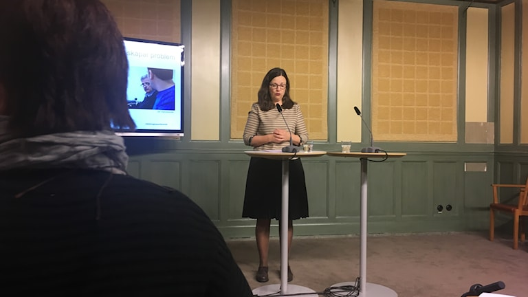 Anna Ekström, gymnasie- och kunskapslyftsminsiter