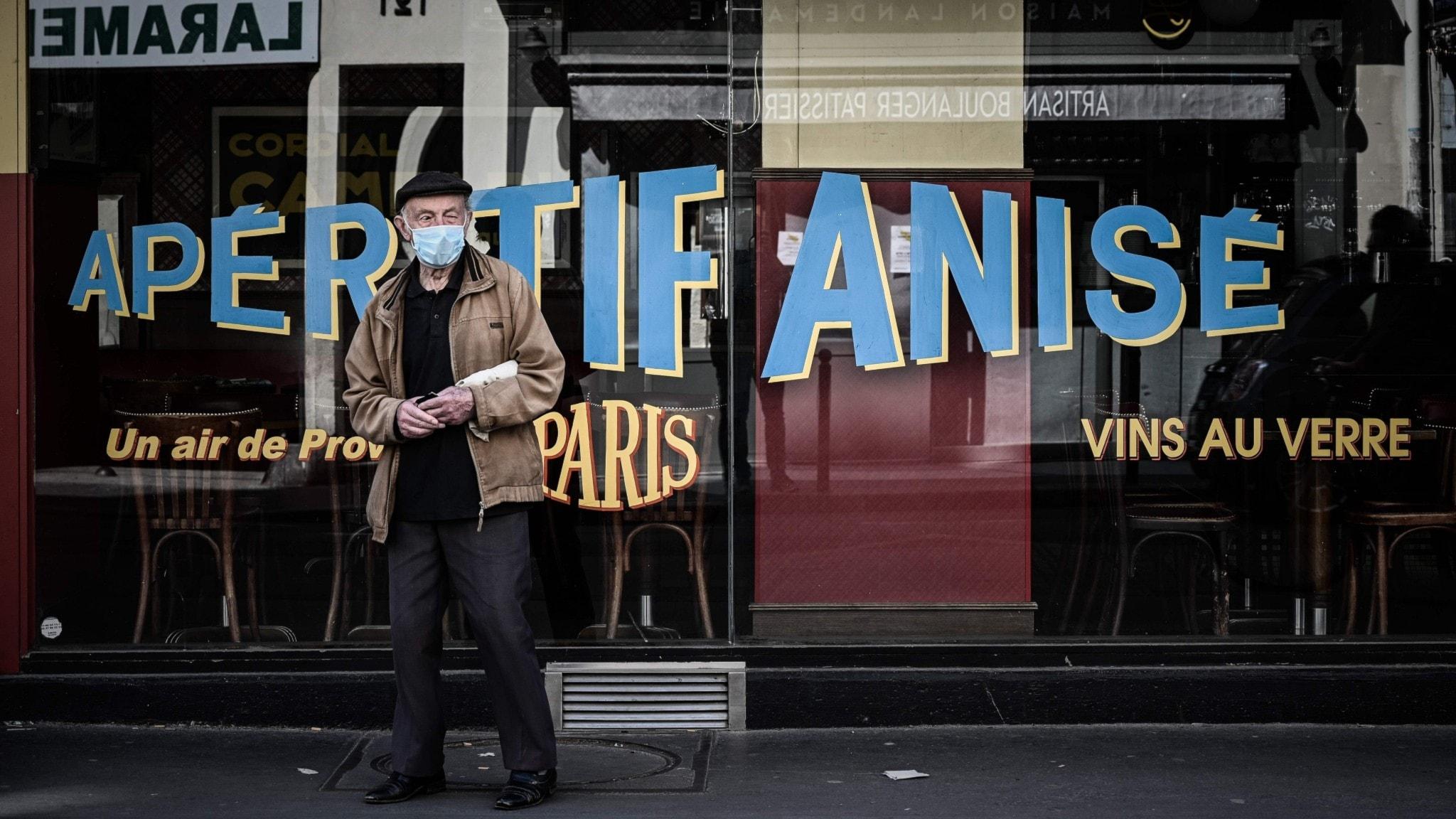 Restauranger Och Parker Oppnar I Frankrike Nyheter Ekot Sveriges Radio