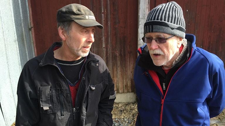 Stellan Strand och Per Nordlund har båda berörts av förseningarna.