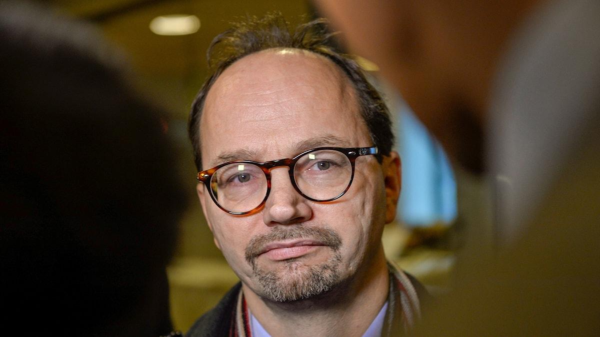 Socialdemokraternas gruppledare Tomas Eneroth.