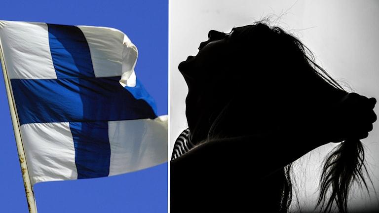 Det finns mycket att åtgärda i Finland då det handlar om våld mot kvinnor.