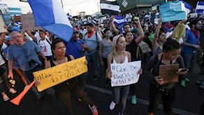 demonstrationer, NICARAGUA