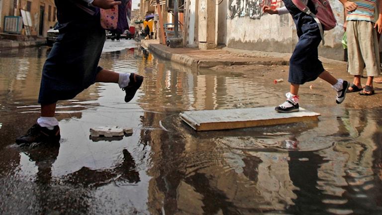Minst 20 döda i översvämningar i norra Irak