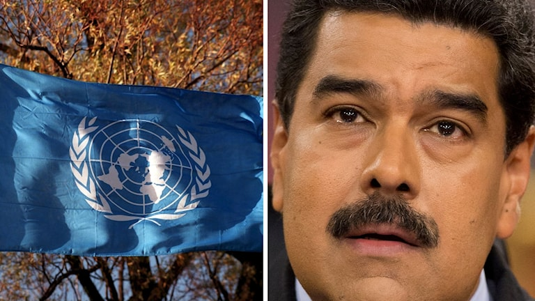 I Venezuela har president Nicolas Maduro nu bett FN om att bistå landet med läkemedel.