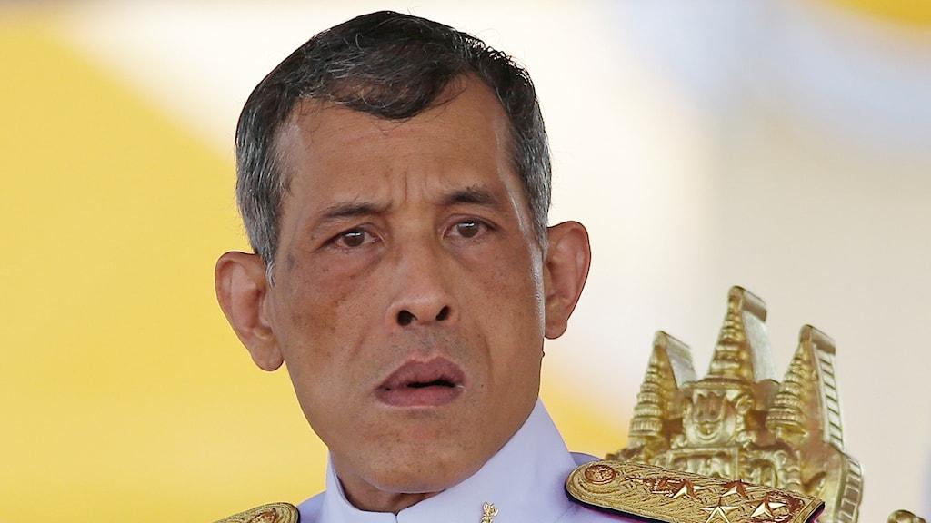 Thailands kronprins Maha Vajiralongkorn. Arkivbild.