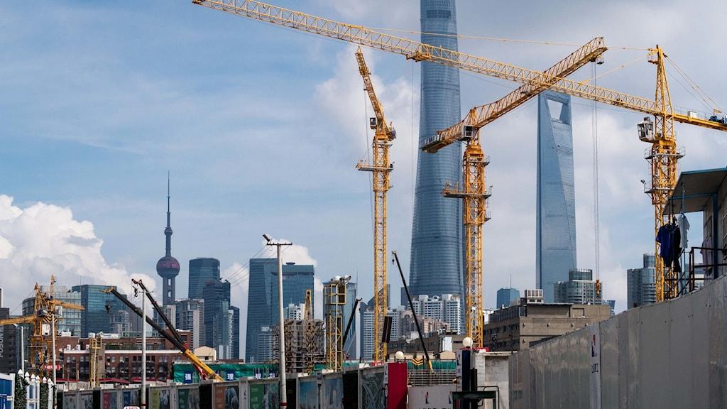 Kina tillväxt