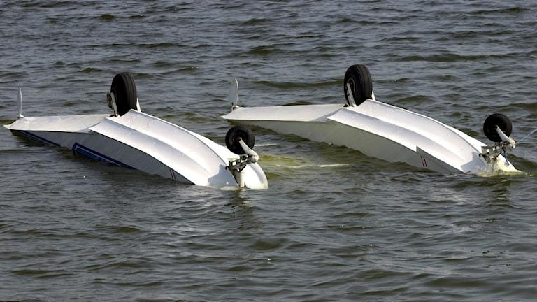 Ett sjöflygplan har kraschat i en flod norr om Sydney. Sex människor har omkommit. Arkivbild.