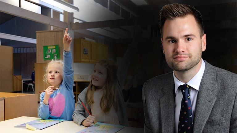 Erik Bengtzboe, Moderaterna.