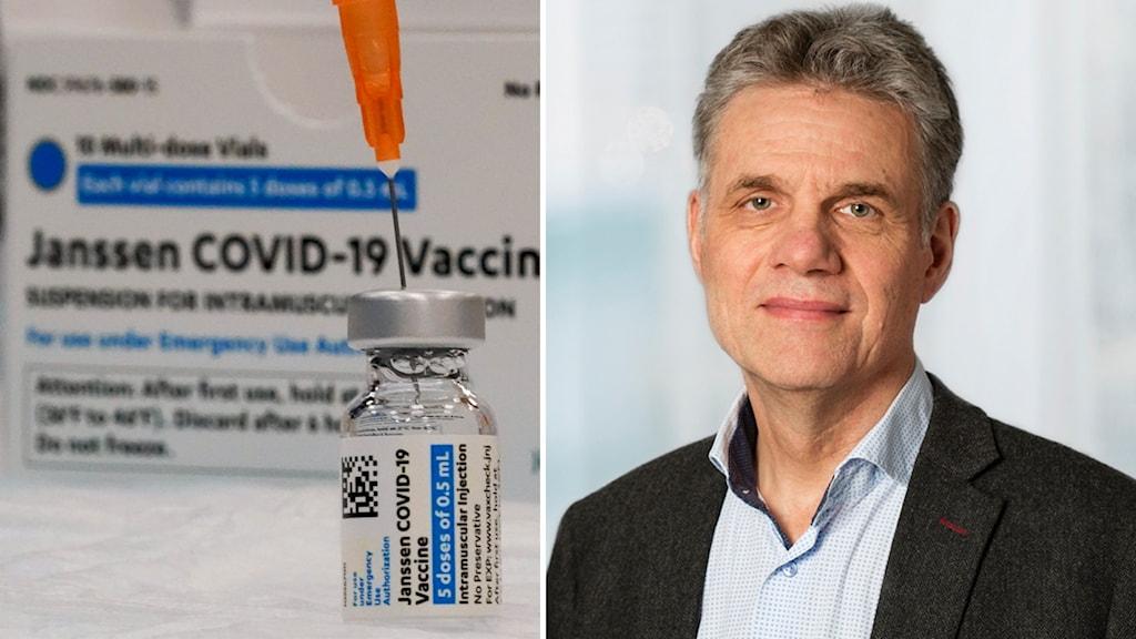 FHM: Svenskt besked om Johnson & Johnsons vaccin dröjer