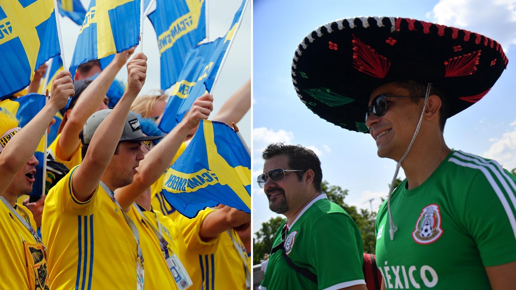 Spännande musikmatch mellan Sverige och Mexiko
