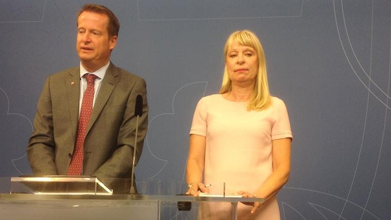 Anders-Ygeman-och-Gudrun-Antemar