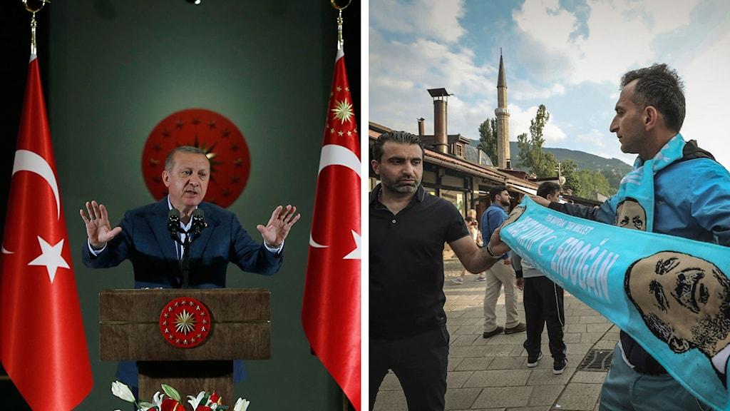 Split Erdogan i Bosnien