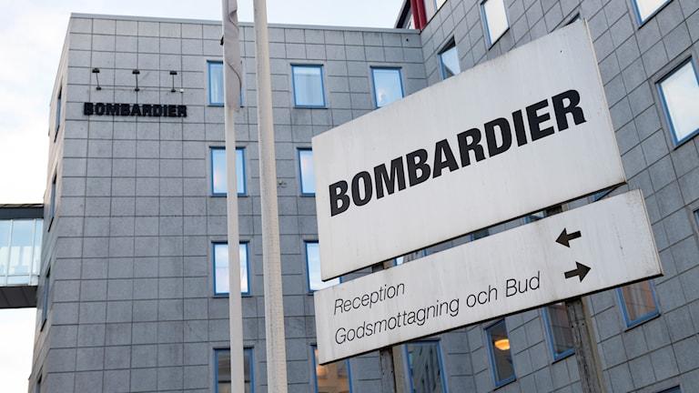Bombardier huvudkontor