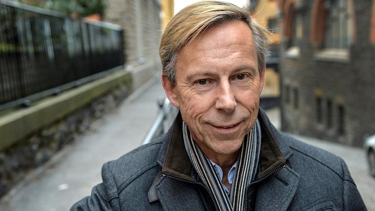 Diplomaten Anders Kompass.