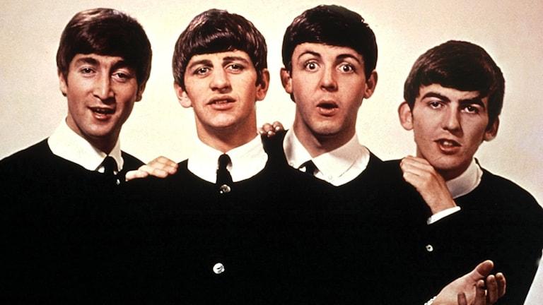 """Beatles """"Ob-la-di, ob-la-da"""" är enligt en forskningsstudie den låt som har den mest perfekta ackordföljden för den mänskliga hjärnan. Arkivbild."""