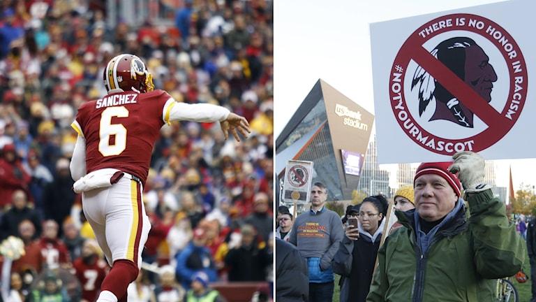 NFL-laget Washington Redskins kommer under dagen att stryka den del av namnet som uppfattas som nedsättande för ursprungsbefolkningen.