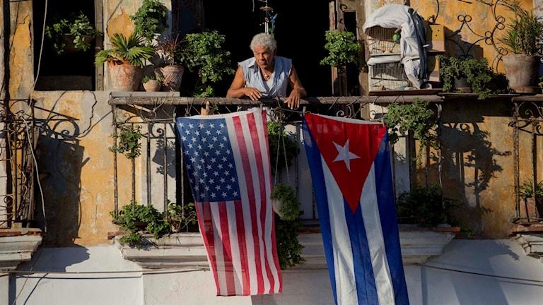 Trump presenterar ny politik mot Kuba