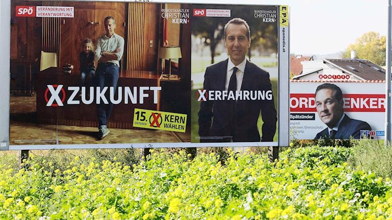 Parlamentsval i Österrike