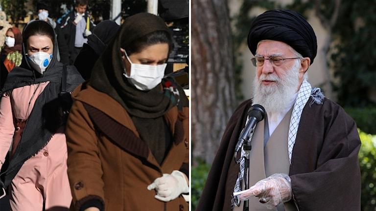 Iran beskylls sätta prestige framför coronabekämpning