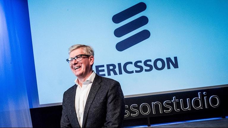 Börje Ekholm vd för Ericsson