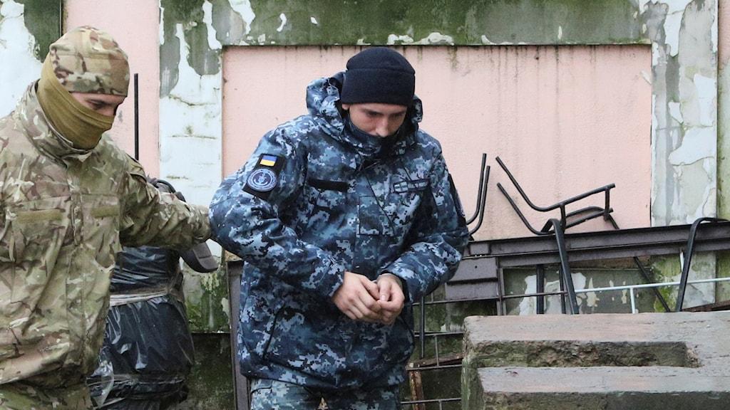 Ukrainsk flottist.