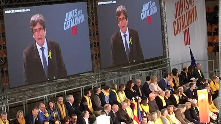 Katalonien, Carles Puigdemonts