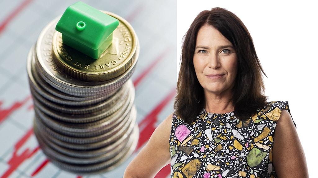 Split Margareta Svensson ekonomi pengar