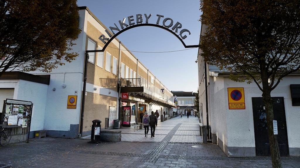 Rinkeby torg